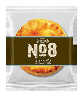 No8 Premium Steak Pie