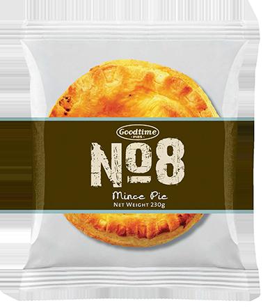 No.8 Premium Mince Pie