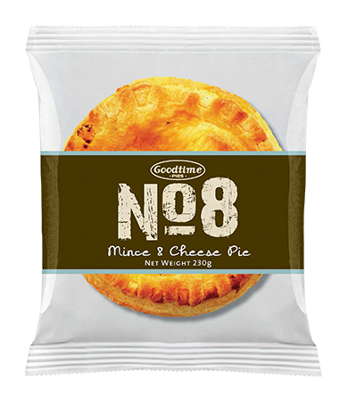 No.8 Mince and Cheese Pie