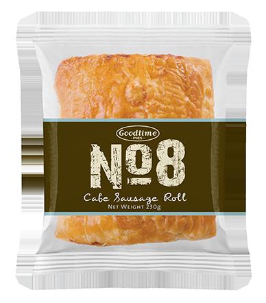 No.8 Premium Sausage Roll