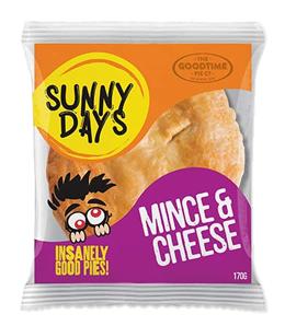 Sunny Days Mince Pie