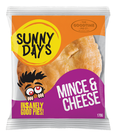 Goodtime SunnyDays Mince and Cheese Pie
