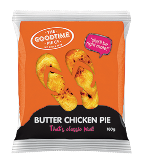 Goodtime Classic Butter Chicken Pie