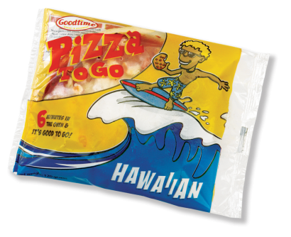 Metro Hawaiian Pizza To Go